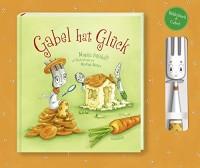 Monika Hülshoff: Gabel hat Glück, Set mit Gabel